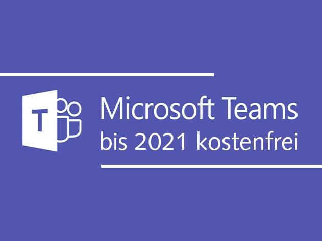 Microsoft Teams - kostenfrei