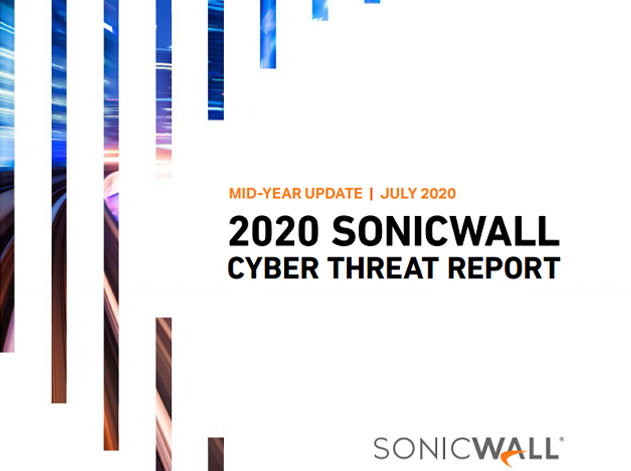 SonicWall Cyber Threat Report July 2020