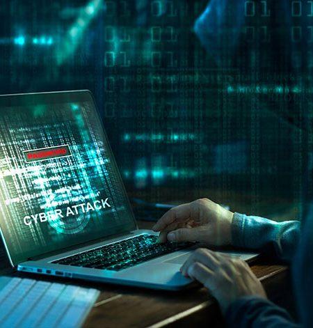 Kampf gegen Cyberangriffe