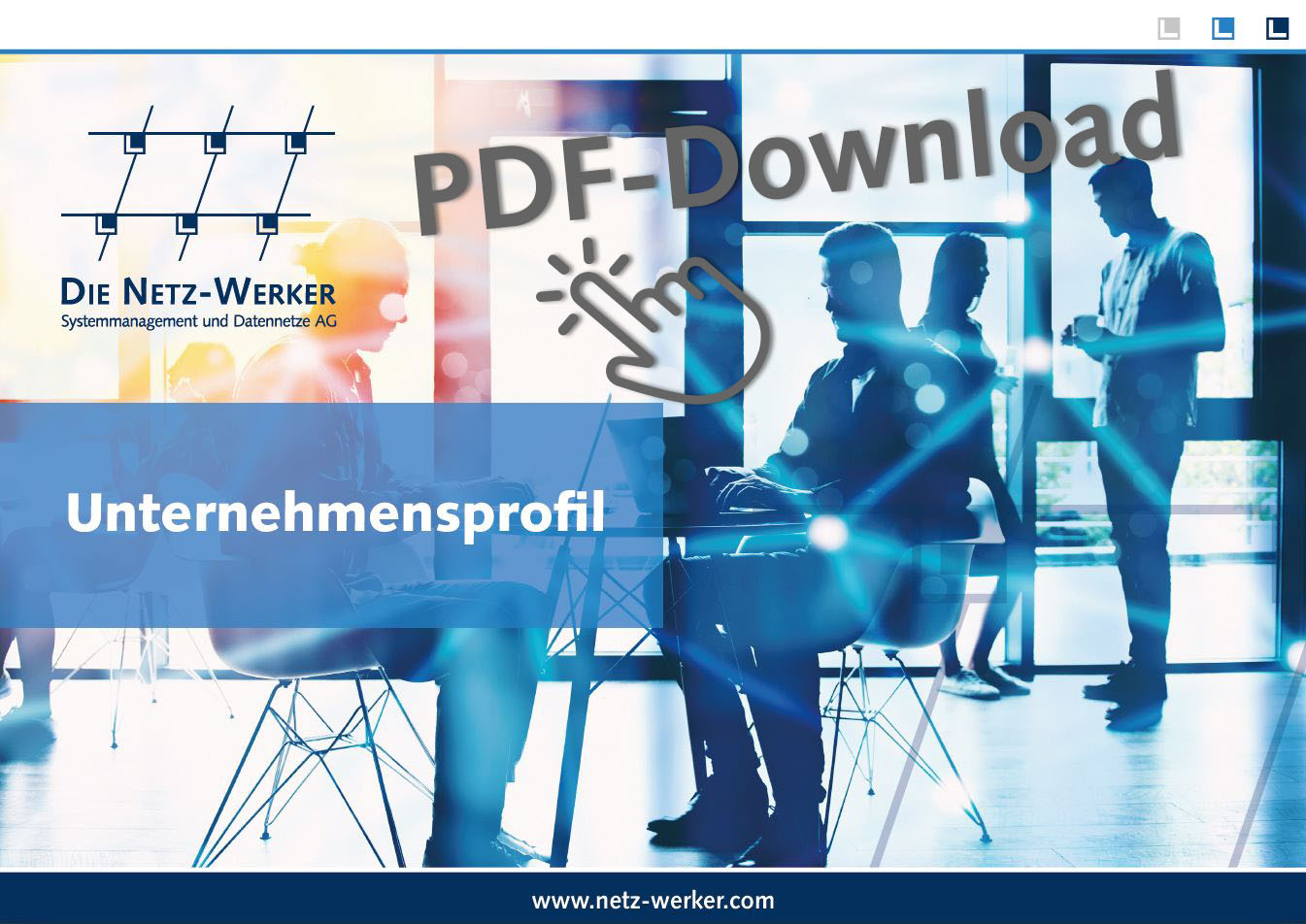 Cover Unternehmensprofil