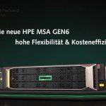 HPE MSA Gen 6