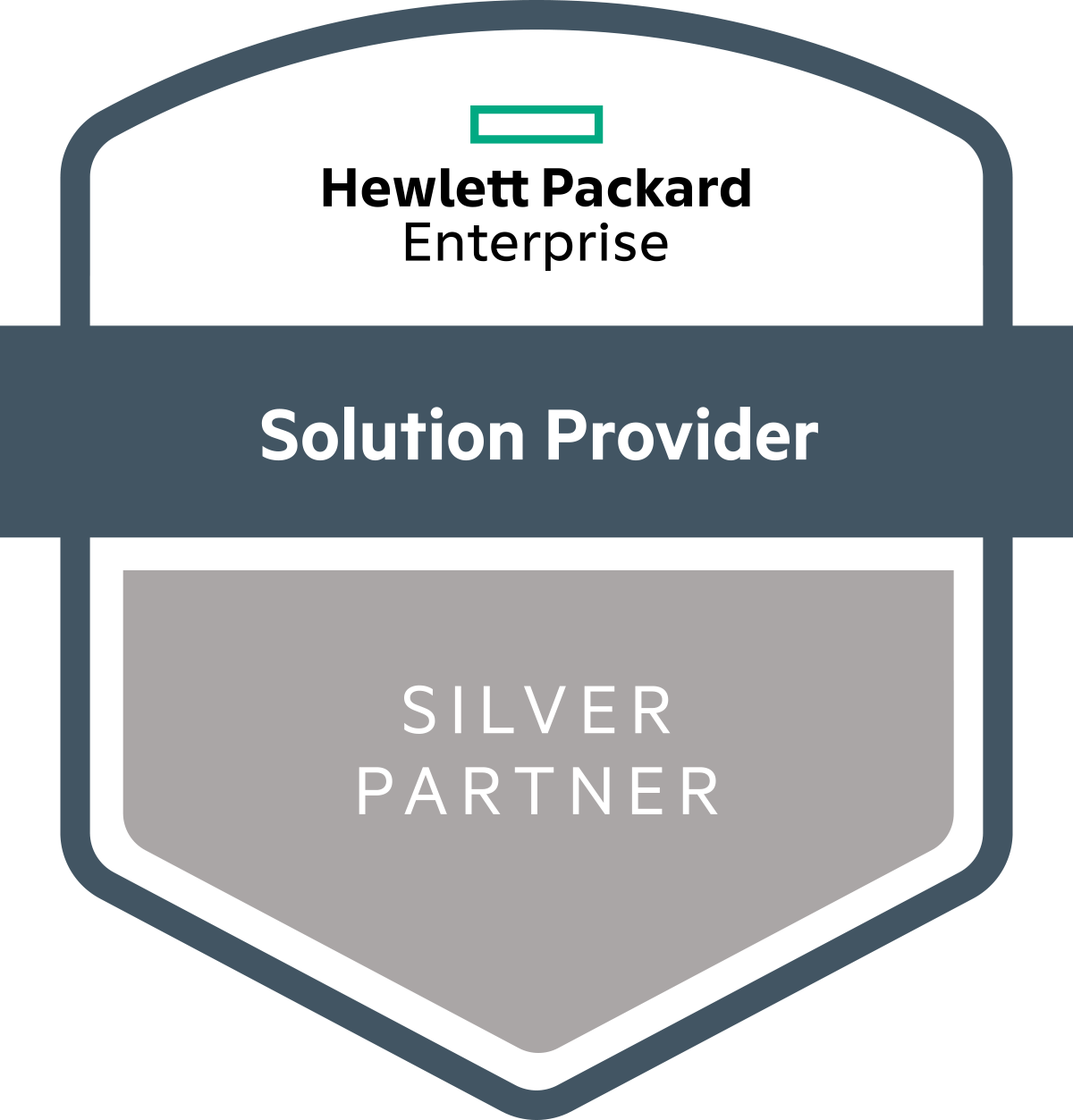 HPE Silver Solution Provider